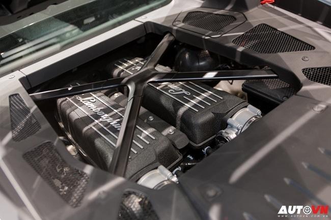 Lamborghini Huracan chính hãng thứ 2 tại Việt Nam