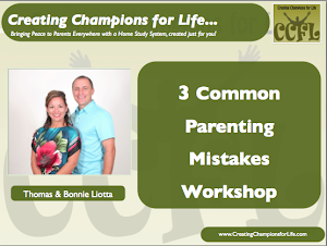 Review Our 3 Common Parenting Mistakes Workshop