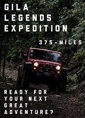 AUGUST 2019 - GILA LEGENDS EXPEDITIONS