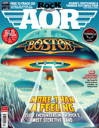 FM featured in Classic Rock presents AOR Issue 7