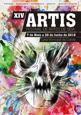 Exposição - ARTIS 2016