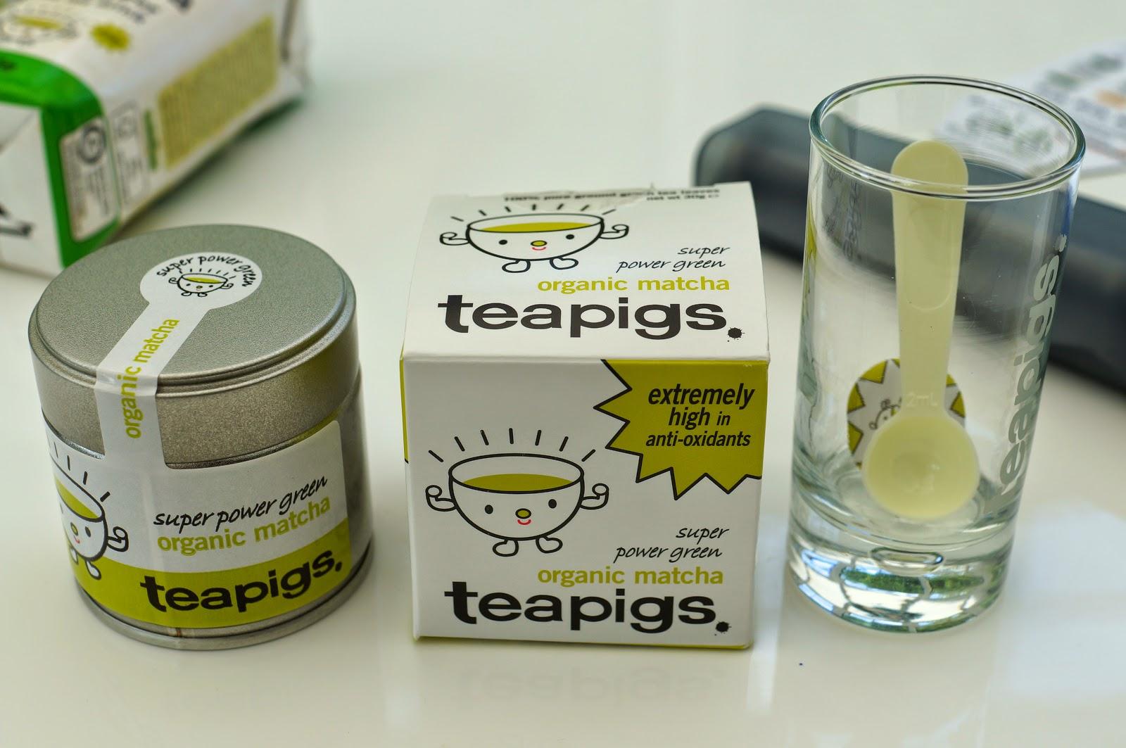 matcha tea review