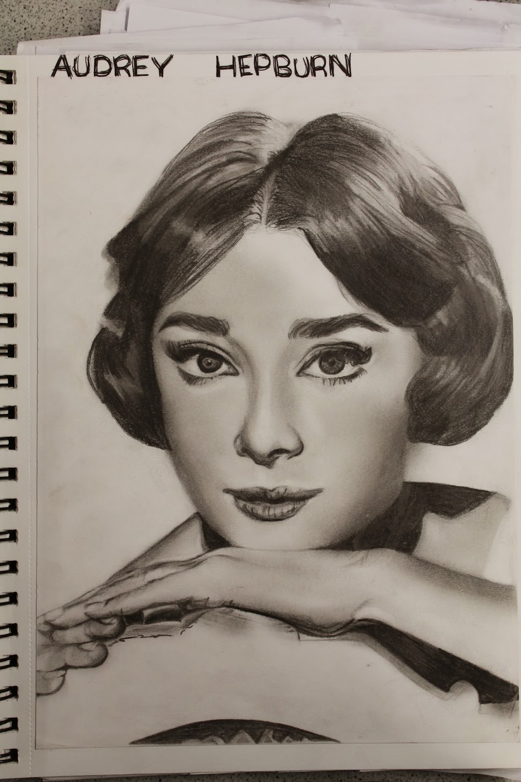 writen project of audrey hepburn Leadership research project audrey hepburn may 4th, 1929 - january 20th, 1993 who was she what did she accomplish - five years spent in 20 different countries with.