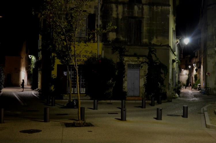 Place Génive - La Roquette