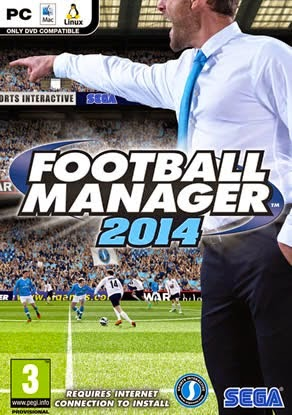 Football Manager 2014 Full indir / Tek Link