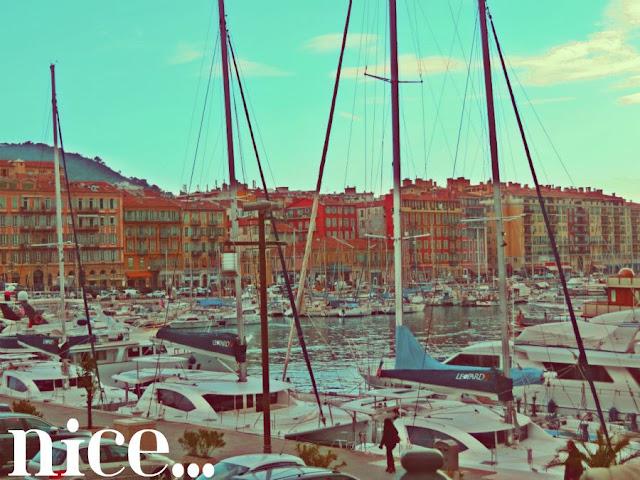 Carnets de Voyages: Nice days à Nice