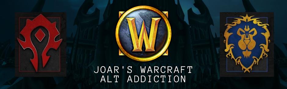 WoW Alt Addiction