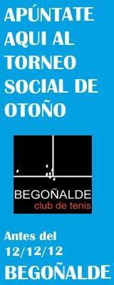 SOCIAL OTOÑO 2012