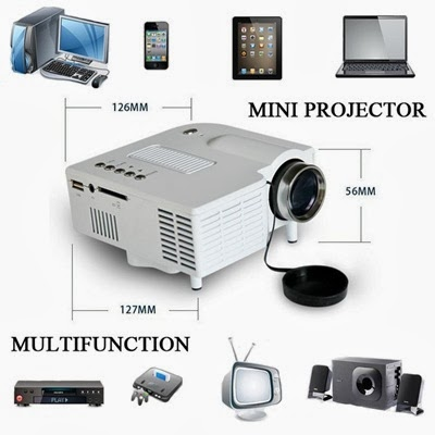 Super Sale Mini projector