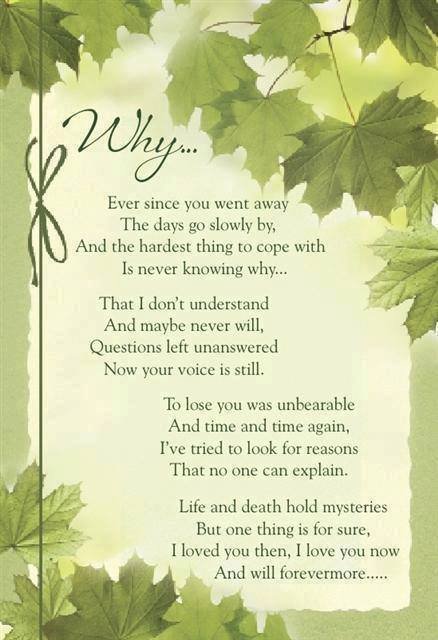 Remembrance Of A Loved One Quotes
