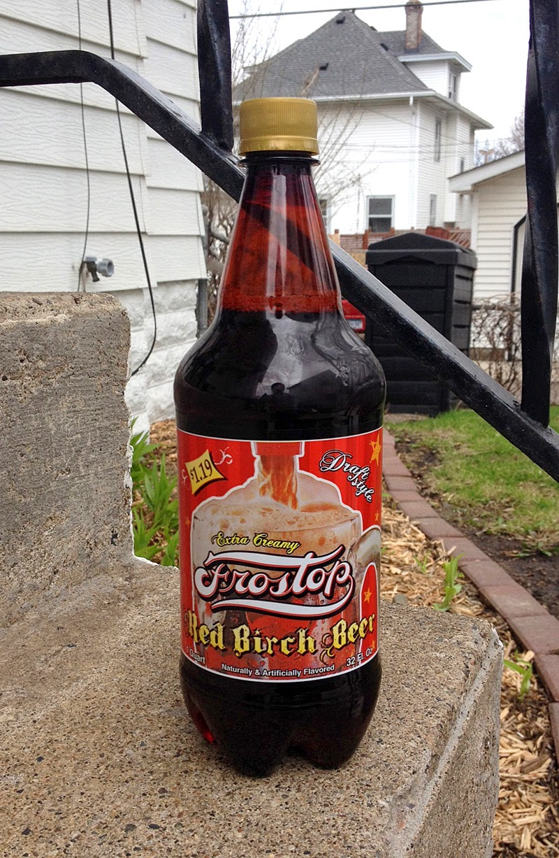Frostop Red Birch Beer