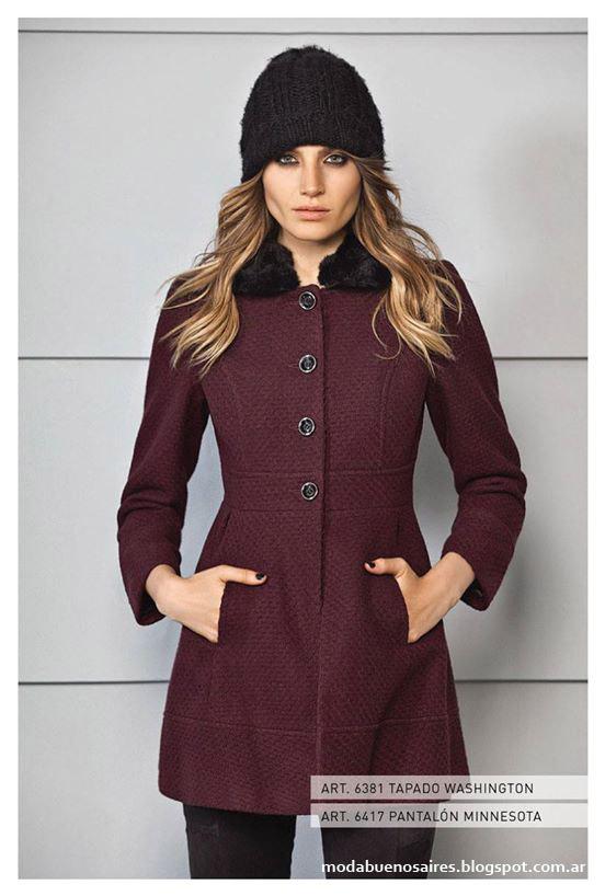 Tapados invierno 2015 abrigos de mujer moda otoño invierno 2015.