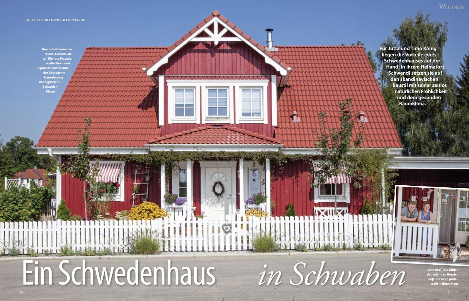 kleine lotta unser schwedenhaus wohnreportage. Black Bedroom Furniture Sets. Home Design Ideas