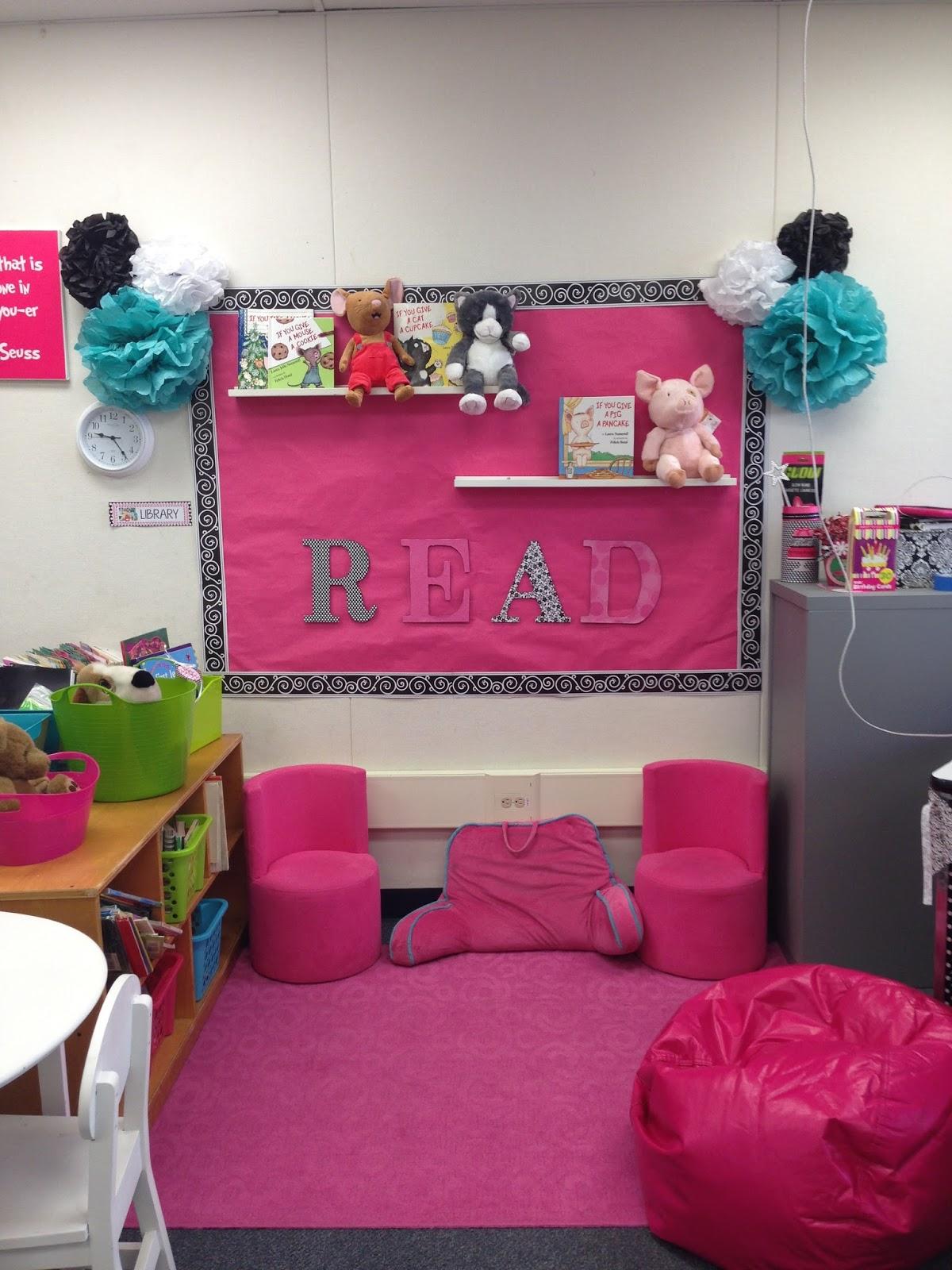 Reading Classroom Decor ~ Classroom decor more