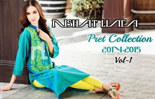 Nishat Linen Pret 2014