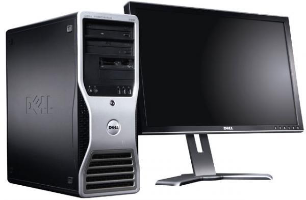 La computadora clases de computadoras for Estacion de trabajo