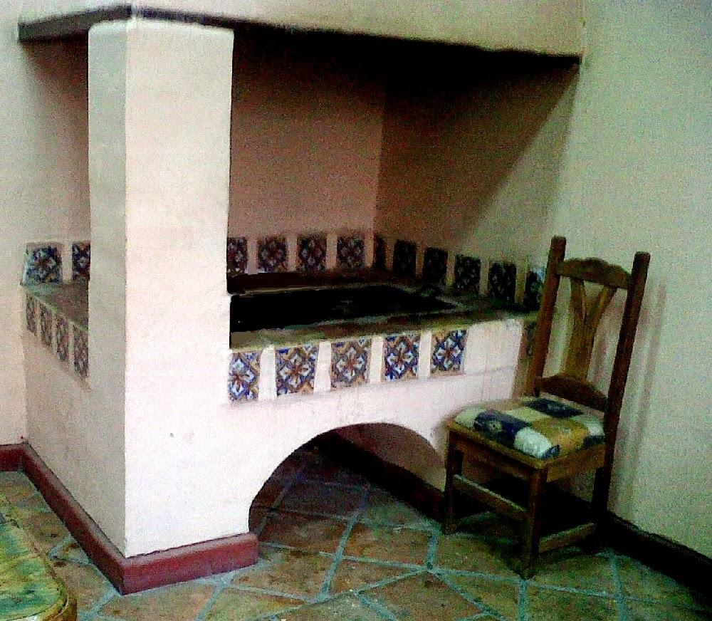 Cr nica de torre n la cocina colonial en el sur de coahuila - Cocinas estilo colonial ...