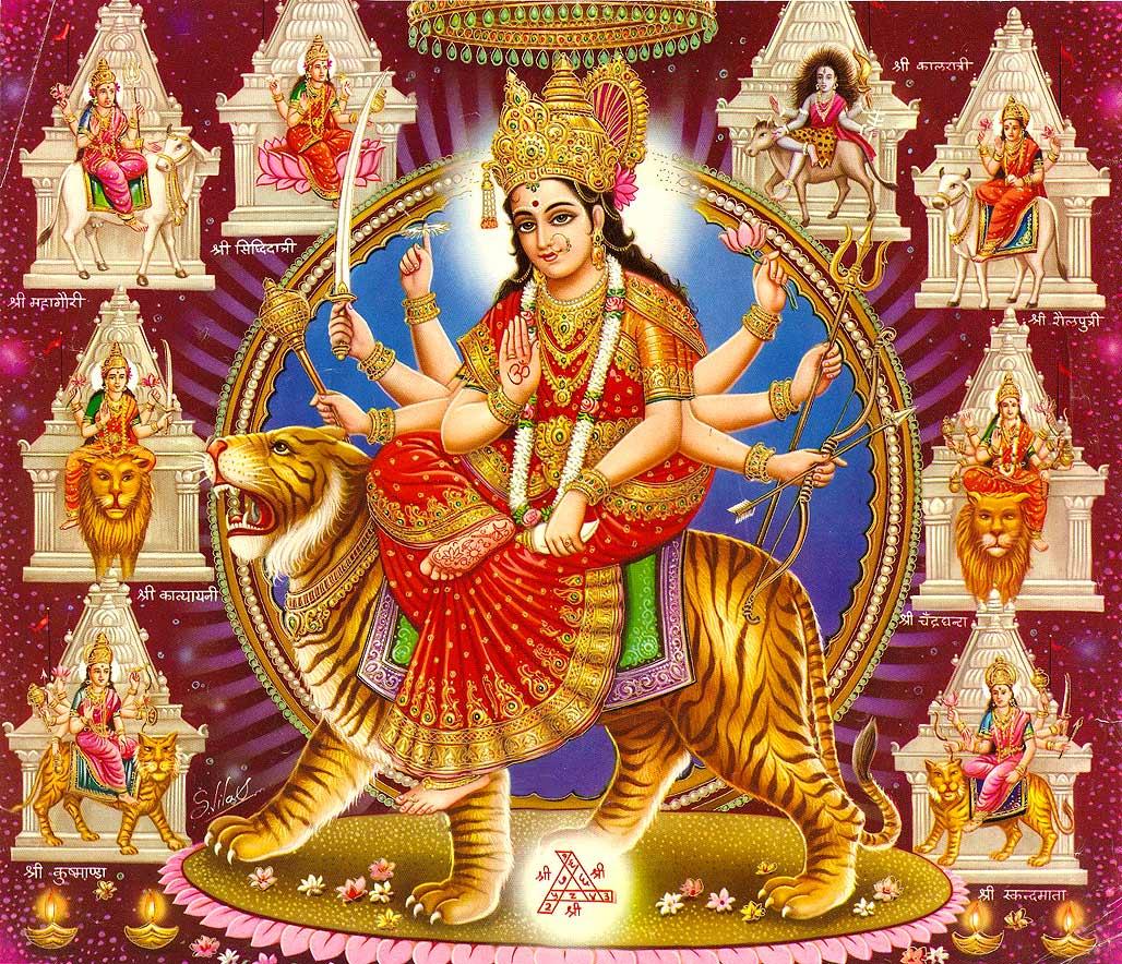 Jai Mata Di Wallpaper For Mobile