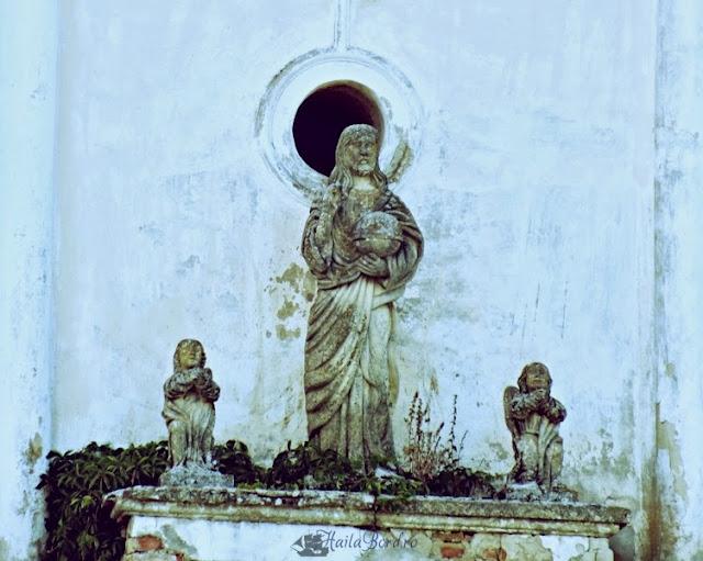 statui biserica hiliseu crisan