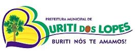 PORTAL DA PREFEITURA DE BURITI DOS LOPES