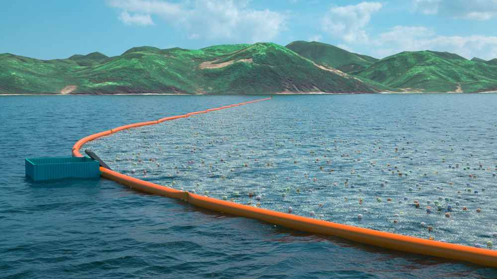 Longest Floating Structure In History Sets Out To Clean The Ocean In 2016!