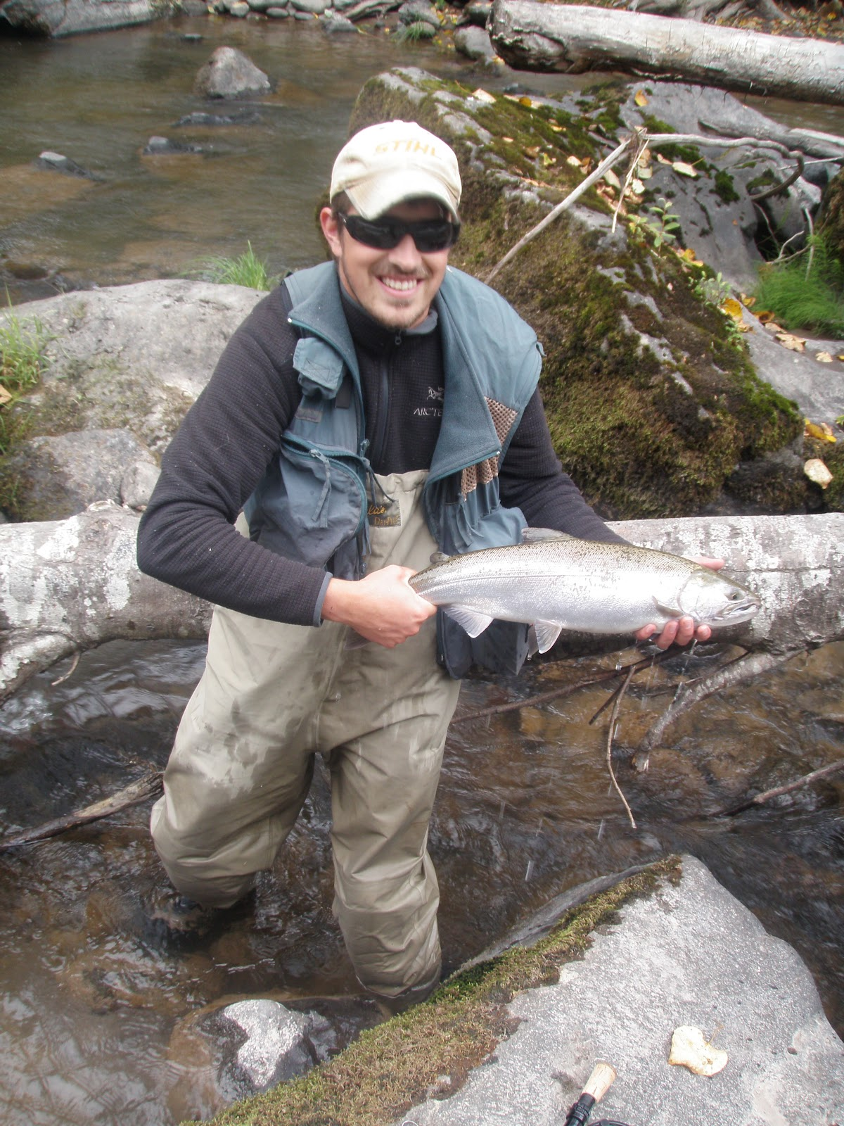 Northwest diy fly fishing coho on the fly for Diy fly fishing