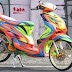 Modifikasi Drag Mio Soul Gt 2014