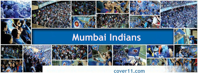 Mumbai Indians IPL Facebook Cover Photo