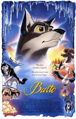 Chú Sói Balto - Balto (1995) Poster
