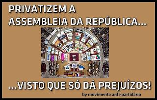 Incompetência quem governa Portugal subsídios teatro