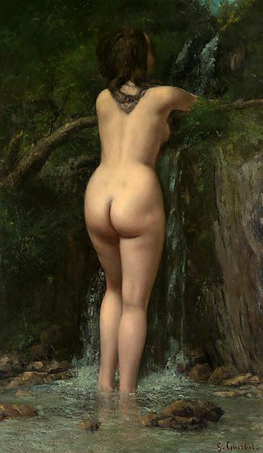 Cuerpos en el tiempo Gustave-courbet-la-fuente-obras-maestras-de-la-pintrura-juan-carlos-boveri