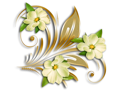 yellow flower vector png - photo #41