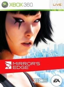cover xbox360 du jeu mirror's edge
