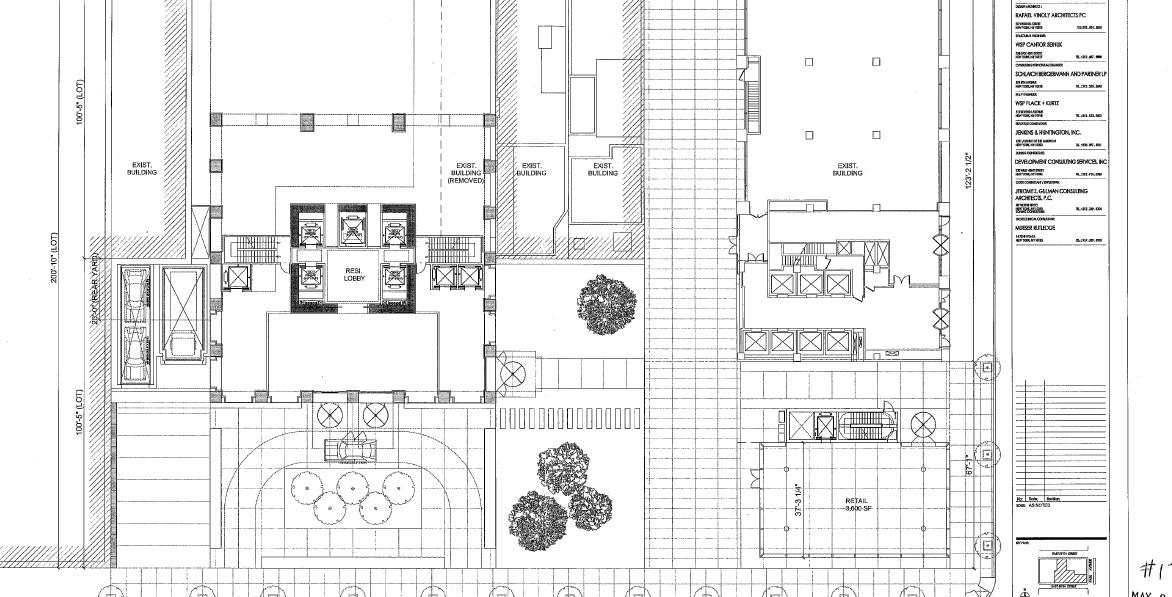 New york 432 park avenue drake hotel dev 1 396 ft for 520 plan