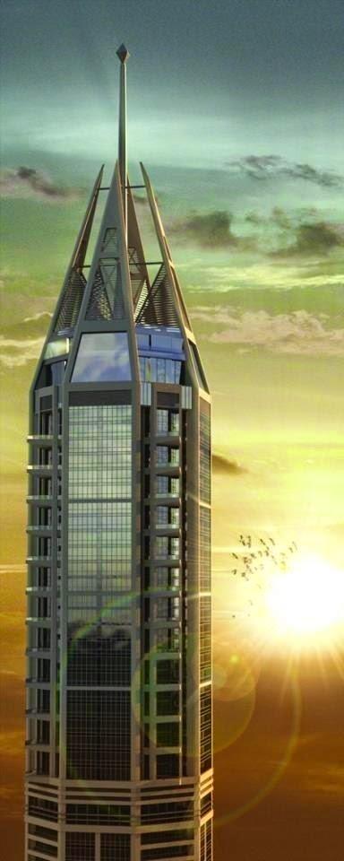 23 Marina Residential Skycraper, Dubai