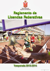 Reglamento de Licencias 2013/14