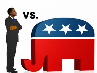 TheGeek – Obama vs GOP fights over USA