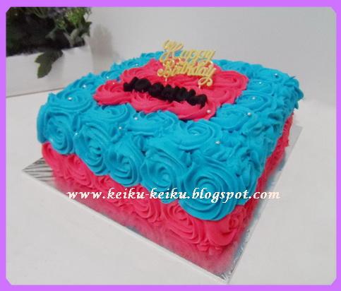 Keiku Cake Keikus Cake birthday promo