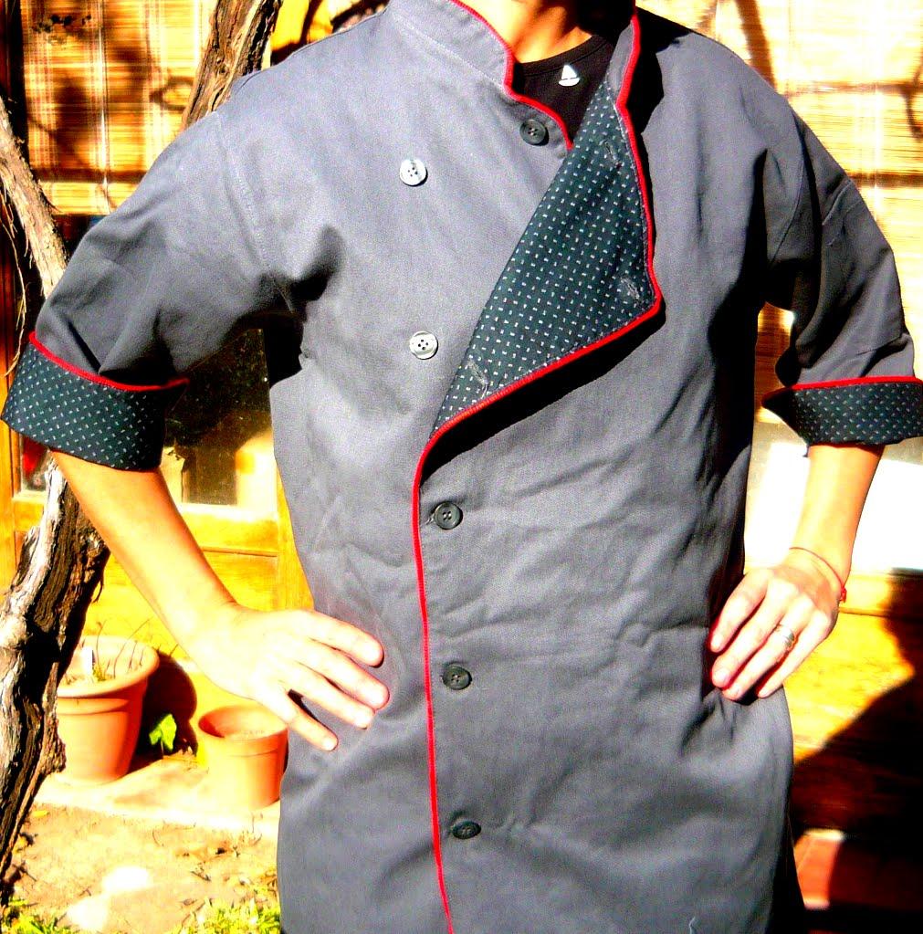 Chicalgod n chaquetas de cocina for Chaquetas de cocina originales