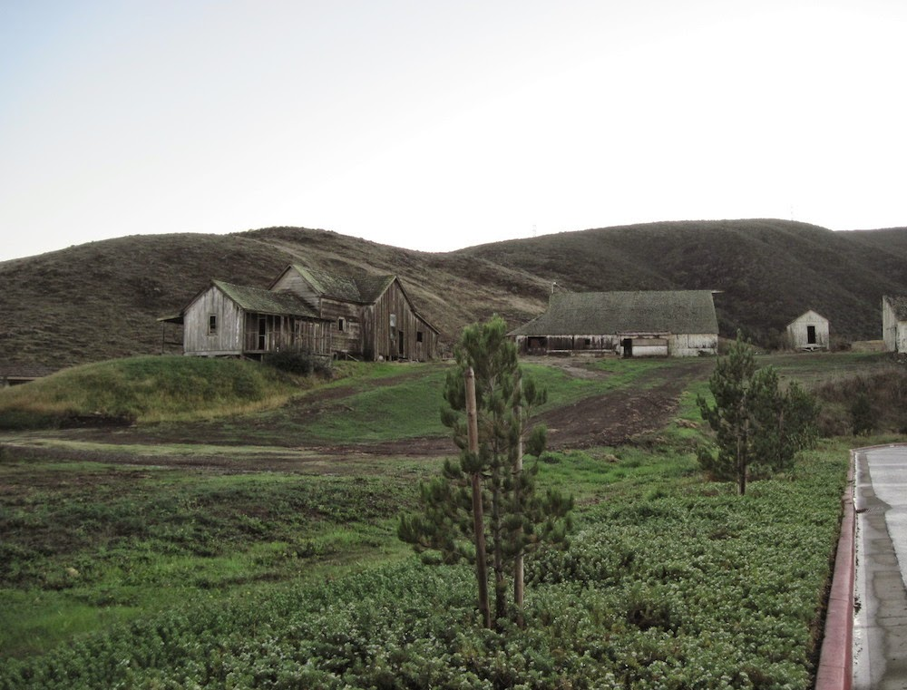 Historic Froom Ranch Buildings, San Luis Obispo, © B. Radisavljevic