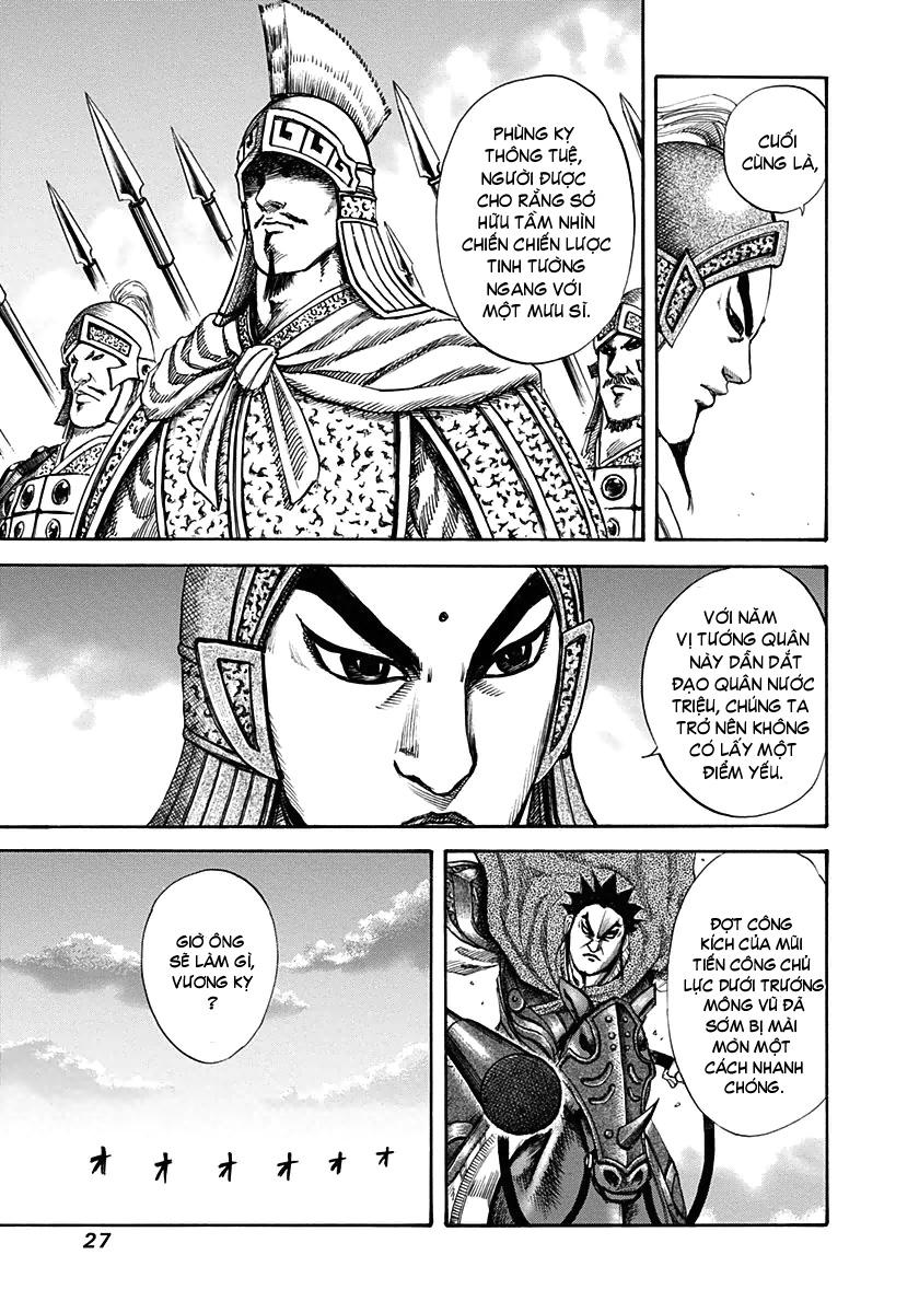 Kingdom – Vương Giả Thiên Hạ (Tổng Hợp) chap 120 page 6 - IZTruyenTranh.com