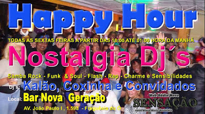 HAPPY HOUR NOSTALGIA DJ´S