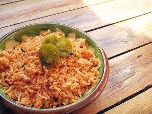 الأرز على الطريقة المكسيكية