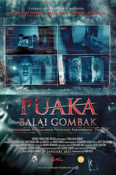 29 JANUARI 2015 - PUAKA BALAI GOMBAK