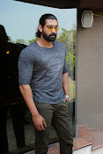Rana Daggubati Rock Solid Fitness Photos-thumbnail-1