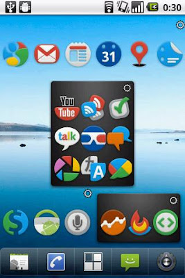 Disfruta de rápido acceso a las apps de Google con gApps Launcher.
