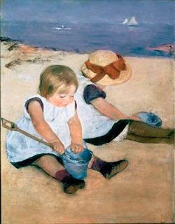 paintings by mary cassatt 5 Five Summer Freak Outs for Moms