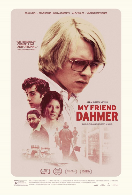 Recent releases: My Friend Dahmer (2017)