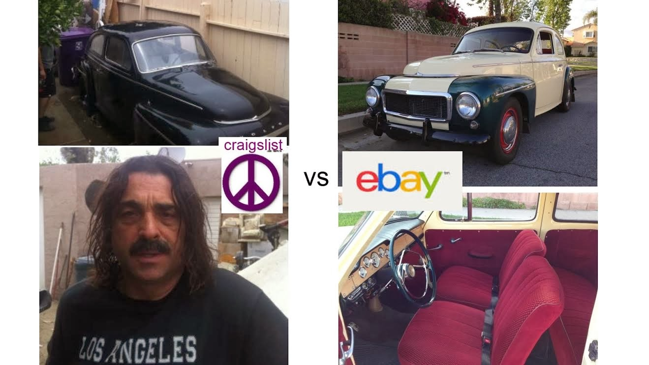 Commenter Musings: Craigslist vs eBay