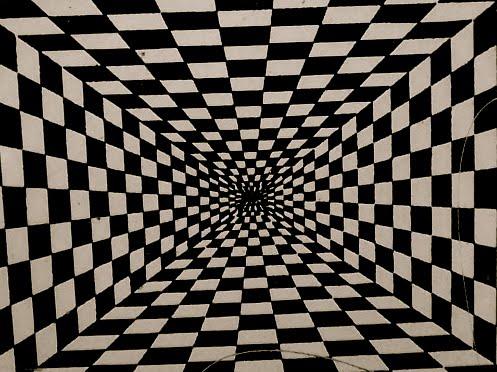 Infinite Chessboard
